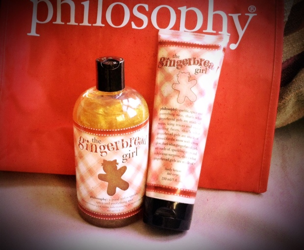 The shower gel/bubble bath is a full 16 oz.! The body lotion is also a full 7 oz.