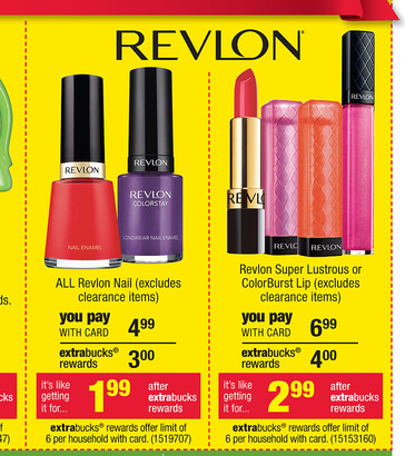 CVS deal: not only polish, but lip stuff too!