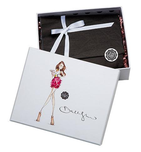 June Glossybox: American Beauty Box collaboration with Dallas Shaw