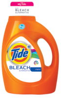 Tide Plus Bleach Alternative