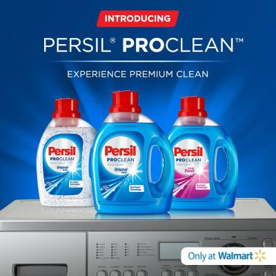 Persil ProClean at Walmart